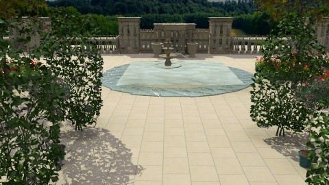 Palace of Versailles - Classic - Garden - by Coco_Juno
