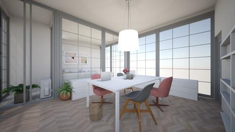 Madampeony office - Office - by madampeony