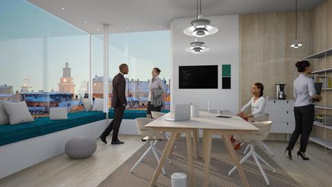 office - Office - by siljaj