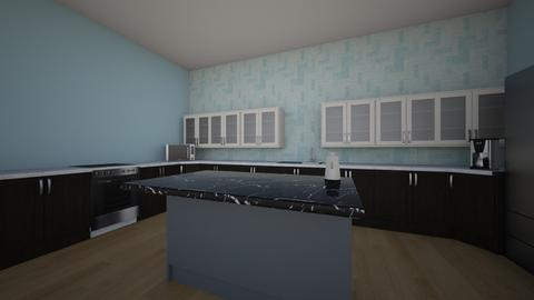 Steam - Kitchen - by Emilyh04