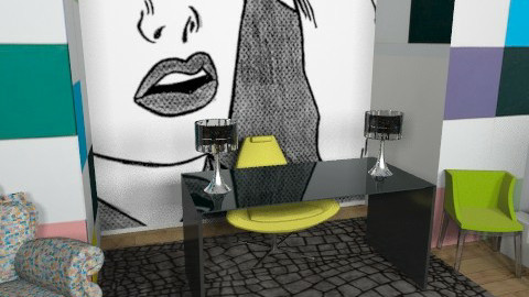 just for fun - Eclectic - Office - by austinajk