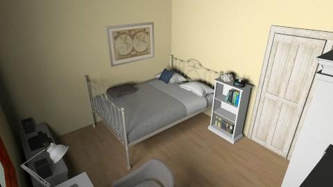 My3 - Bedroom - by MarenE