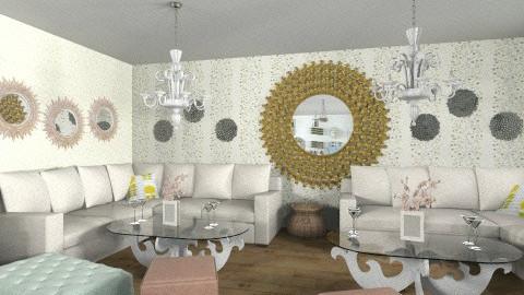 angeles restaurant - Eclectic - Dining room - by Bentley Hale