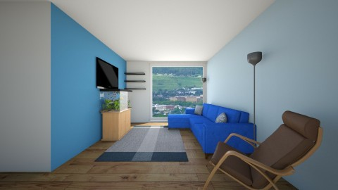 sergiu14 - Living room - by misterds