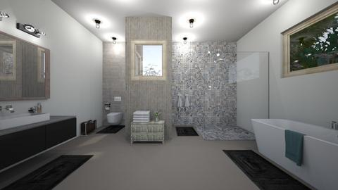 badkamer 1 - by Linsentatjana