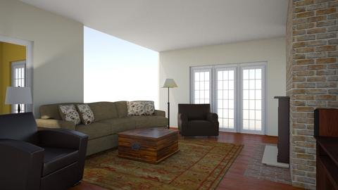 Living Room with cudd 11b - Living room - by martin7375