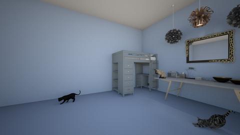 My Dream Room - Bedroom - by LOLGURL9910