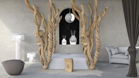 Fairy Tale Interior - by ritsa