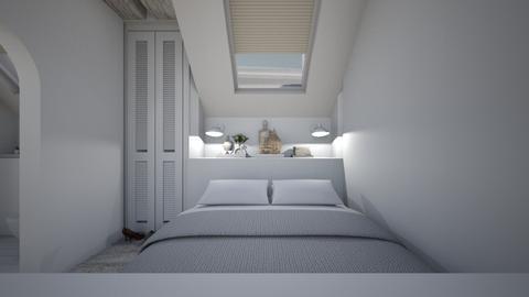 Casa190Bedroom - Eclectic - Bedroom - by nickynunes