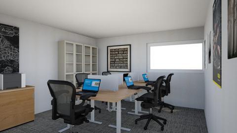 ROOM 1_27 - Office - by mloo123