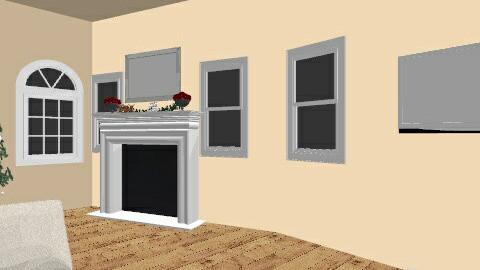 living modern1 - Rustic - Bathroom - by 070460823