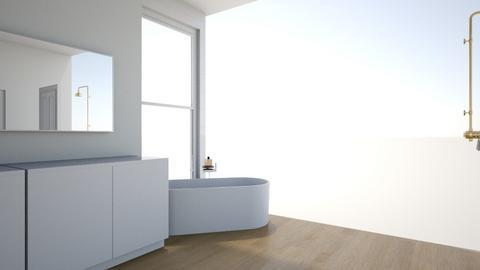410 Moss Rose Master Bath - Bathroom - by akwilgan