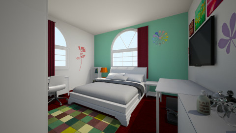 4 - Bedroom - by samar7945