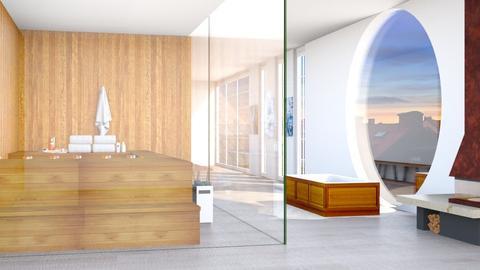 Scandinavian Sauna - by Yemascus