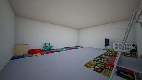 quarto do bebe mary - Bedroom - by ykaro gomes ferreira da silva
