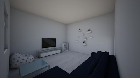 Front room - Living room - by RachelPlac