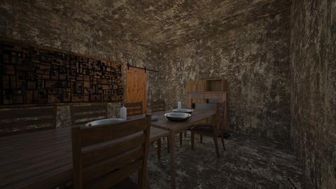prison kitchen - Kitchen - by lipo