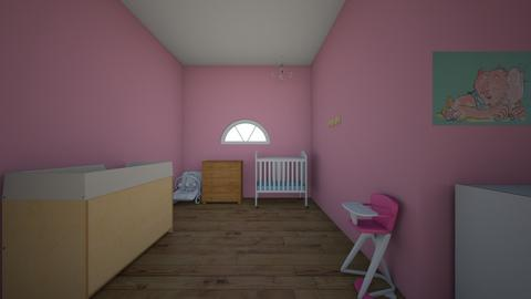 baby girl - Kids room - by Abby999