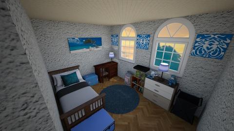 bluestone - Kids room - by scourgethekid