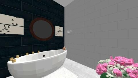 part1 - Bathroom - by ilkivyuliya