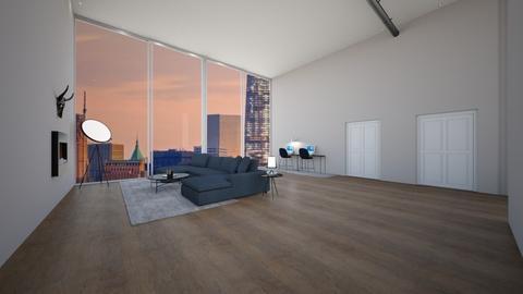 Eigen huis idee - Living room - by Fleur0110