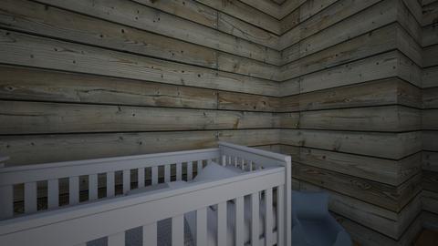 Paytons Nursery - Minimal - Kids room - by paytonkent