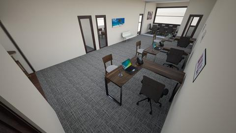 OFFICE DESIGN - Modern - by rarost723