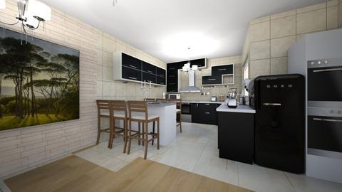 kuhinja23 - Kitchen - by Tomy22