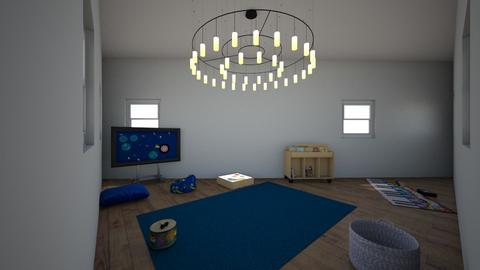 play room - Kids room - by gbrown782