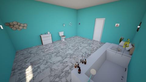 bathroom - Glamour - Bathroom - by meishabell