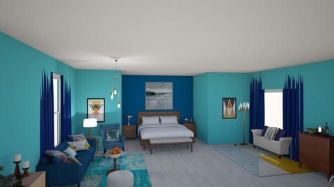 MADSEN template - Bedroom - by designermap