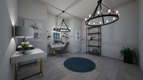 modern office - Modern - Office - by roomdesigner1245