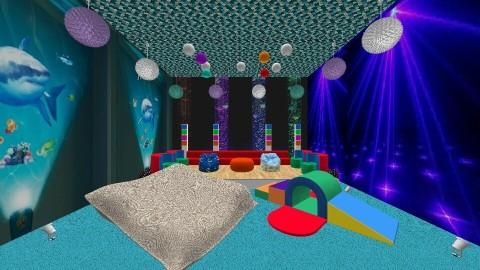 Playroom - by carisema