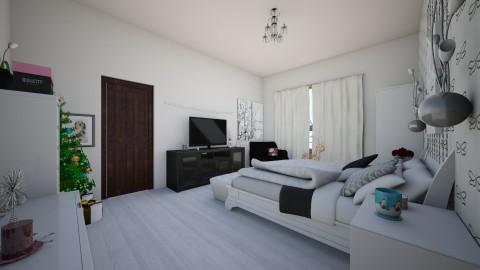 MariaNamjoon2 - Modern - Bedroom - by Maria_Kim