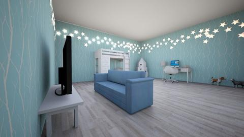 Emma Jewell - Bedroom - by SmithFACS