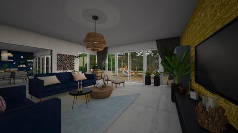 ygf2 - Living room - by TRMVM