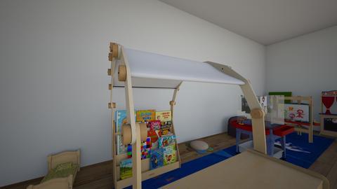 LA 1 - Kids room - by ALPWEHUENHAADCARBYADAWELJXFREUK