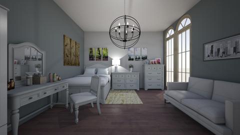 nn - Modern - Bedroom - by Ritus13