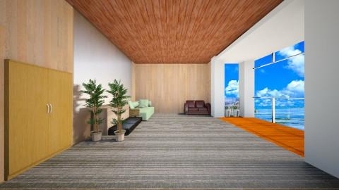Mon Salon - Living room - by Balthazar Pays
