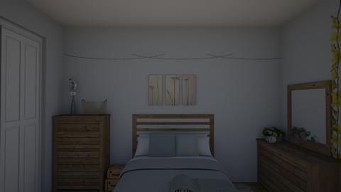 cute and comfy - Bedroom - by joetee