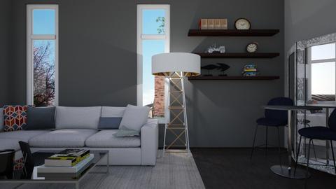 Simples - Classic - Living room - by luiza cruz