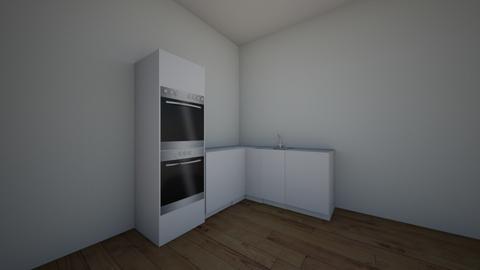 Proba 1 - Kitchen - by Dubac39