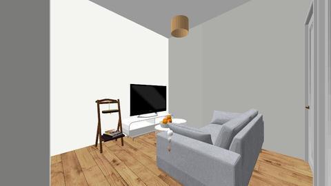 collece house - by ingagulstad