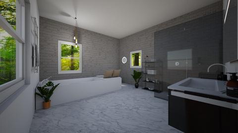 snelgemaakt - Modern - Bathroom - by tuttebellie2