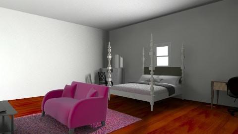 Alex's Bedroom - by nicolehidalgo77