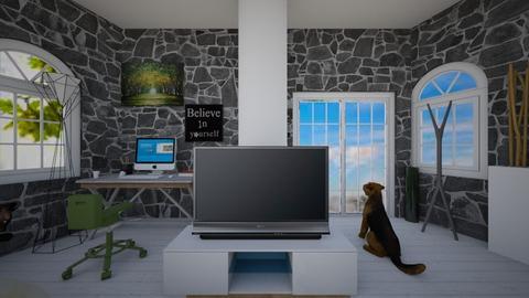 12 - Living room - by bjadeb410