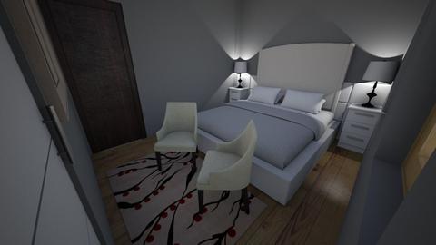 Part4JordanD - Bedroom - by JordanDennisJD