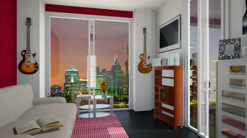 MK254 - Living room - by sasalex88