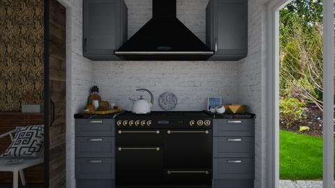 Room 1 - Kitchen - by annafs5