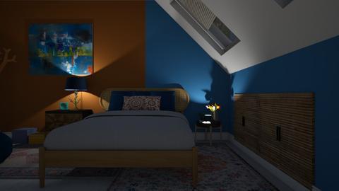 Bedroom - Eclectic - Bedroom - by Annathea